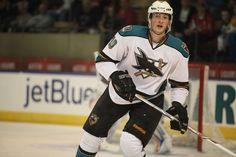 Worcester Sharks rookie defenseman Konrad Abeltshauser (April 5, 2014).