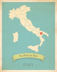 My Roots Collection - Italy