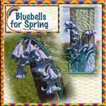 One of the set of Four Seasons wall hangings.  Tapestry crochet is used for the background with 3-D flowers appliquéd on afterwards for a stunning effect. By Rainbow Valley Crochet
