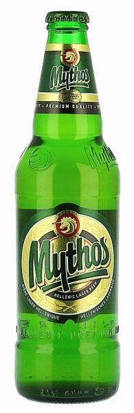 Μύθος Μπουκάλι - Mythos Bottle