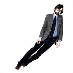 Jarvis Cocker Rankin Portraits Book Fashion
