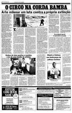 20 de Novembro de 1983, Matutina, Rio, página 20