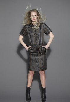 Naja Lauf AW13 - Micha dress. Coming Soon!