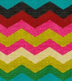 Home Decor Print Fabric-Waverly Panama Wave Desert Flower at Joann.com