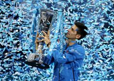 The Malaysian Insider - Novak Djokovic crushed Roger Federer 6-3, 6-4 to win the ATP Tour final. ATP ranking points as of 23/11/15:  1) Djokovic: 16,585 -  2) Andy Murray & 3) Roger Federer combined: 16,935.