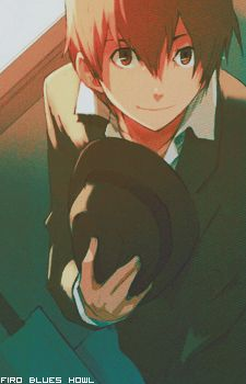 Baccano! - Firo. My FAVORITE character. I love all of them, though. They're so FUN!