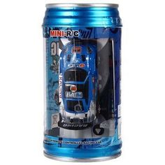 1/63 Coke Can Mini RC Car Multi-color High Speed Truck Radio Remote Control Micro Racing Vehicle Controle Electric Toys