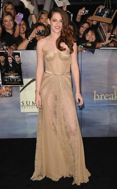 Kristen Stewart, Breaking Dawn Part 2 Premiere in Los Angeles November 12, 2012