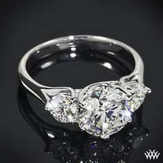 Three Stone Engagement Rings