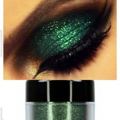 Green Sparkle & Shine Loose Glitter by City Color