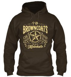LIMITED EDITION! Browncoats Hoodie