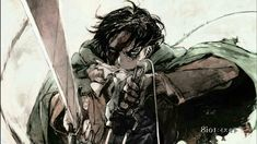 Levi Ackerman Humanity's strongest solider