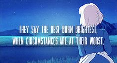 """ Favorite Studio Ghibli Quotes "" made by aprettyfire.tumblr.com"