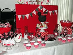 candy buffet minnie mouse - Buscar con Google