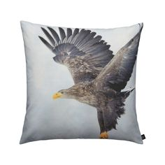 eagle cushion by By Nord