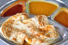Roti Canai is an all-time Malaysian favourite that is best eaten piping hot with any of your favourite curry.