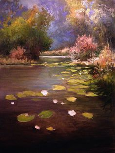 Voronezh River by Mikhail Savchenko River Painting, Saatchi Art, Original Paintings, Wall Art, Artist, Singing, Music, Crafts, Musica
