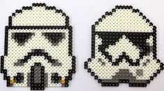 ORIGINAL VS NEW Stormtrooper helmets! ONLY TWO DAYS LEFT UNTIL THE FORCE AWAKENS!