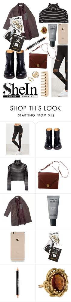 """""""11:24 / mesh leggings"""" by candicejessup ❤ liked on Polyvore featuring MM6 Maison Margiela, The Body Shop, Cartier, FrenchTrotters, MAKE UP FOR EVER, Assouline Publishing, Sigma and Maria Francesca Pepe"""