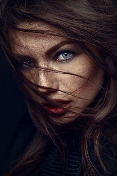 crescentmoon06: I got my eye on you - Model: Svetlana Grabenko Beauty, or more…