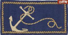 Anchor 2'x4' Rug
