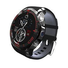S1 PLUS 3G 1.3inch GPS Pedometer 1024MB 4G WIFI Camera Andriod 5.1 SIM Card Bluetooth Smartwatch Phone #Smartwatches