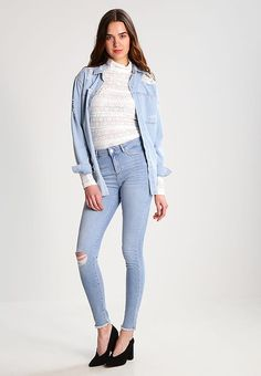 Fashion Union Tall PADMA - Blouse - white - Zalando.nl