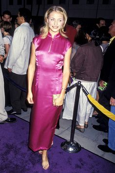 Old Celebrity Red Carpet Photos