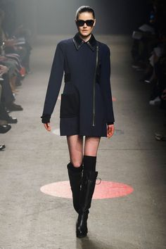 Tracy Reese at New York Fall 2015