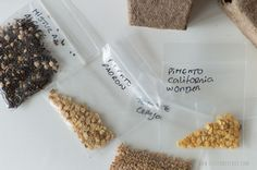 Como comprar sementes online