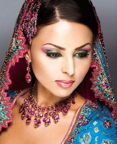 Indian Wedding Makeup 4