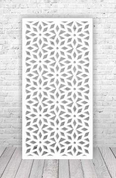 ) formats for laser and plasma cutting. Living Room Ideas Studio, Decorative Screen Panels, Jaali Design, Cnc Cutting Design, Laser Cut Panels, Laser Cut Stencils, Card Making Templates, Wood Carving Designs, Room Screen