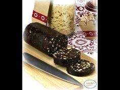 Salame di cioccolato in Barattolo - YouTube