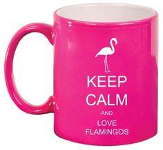 Keep Calm and Love Flamingos Ceramic Coffee Tea Mug Cup Hot Pink, http://www.amazon.com/dp/B00CUO550Y/ref=cm_sw_r_pi_awdl_rfHOsb0N1N4A0