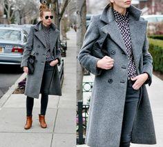 Natalia T. - Grey Coat