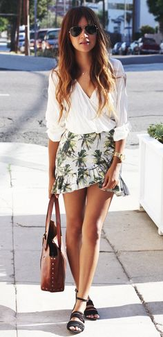 love the hair..the shirt...whole outfit:)
