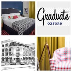 Graduate Hotel Oxford : Fabulous new Hotel on the Square in Oxford, Mississippi!!