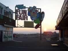 Ocean Beach Funfair – an exotic sounding name for an amusement park in north Wales – enjoyed over 50 years of operation. It opened in Rhyl in 1954, capitalizing on the popularity of the town as a holiday resort since a train station opened there in 1848. Yet, in the 1960s the town began to lose its luster.