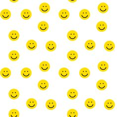Smiley faces white yellow happy simple smiley pattern smile face kids nursery boys girls decor Rectangular Pillow by CharlotteWi Cute Backgrounds, Aesthetic Backgrounds, Aesthetic Iphone Wallpaper, Cute Wallpapers, Aesthetic Wallpapers, Bedroom Wall Collage, Photo Wall Collage, Picture Wall, Face Aesthetic