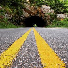 Mary's Tunnel skyline Drive Shenandoah national Park!