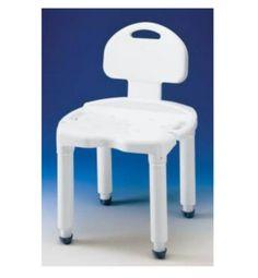 Carex shower chair Apex white Bath Bench, Bath Seats, Baby Slide, Baby Shower Chair, Stool, Furniture, Home Decor, Decoration Home, Room Decor