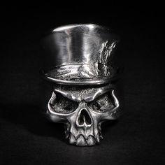 Rock 'n' Roll Rings by Fourspeed Metalwerks http://skullappreciationsociety.com/rock-n-roll-rings-fourspeed-metalwerks/ via @Skull_Society