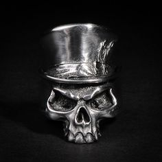 wizking ring-by-Four-Speed-Metal-Werks... skullappreciationsociety.com