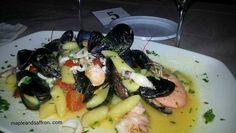 Seafood gnocchi!