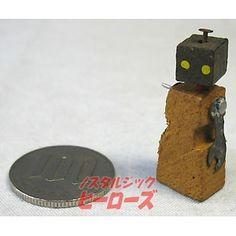 画像1: グリコのおまけ/ロボット(昭和28年-34年頃)