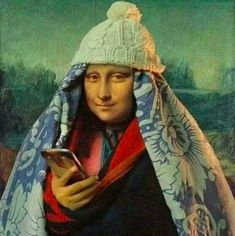 Monday Memes That Celebrate The Worst Day of The Week - Monday Memes That Celeb. - Monday Memes That Celebrate The Worst Day of The Week – Monday Memes That Celebrate The Worst Da - Chef D Oeuvre, Oeuvre D'art, Le Sourire De Mona Lisa, Lisa Gherardini, Mona Lisa Parody, Mona Lisa Smile, K Wallpaper, Photocollage, Art Memes