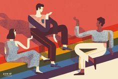 David Doran's Charming Sketchbooks + Illustrations   Eye on Design