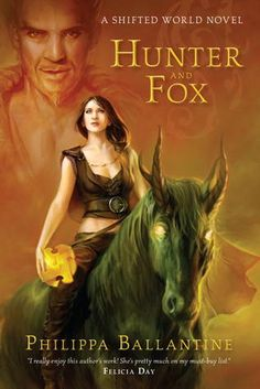 Hunter and Fox by Philippa Ballantine