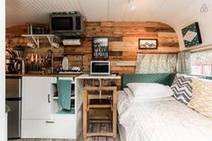 Our Favorite Camper Interior Renovation Ideas (21)