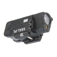 Tactical Long Version flashlight  WMLx LED flashlight Black 5.34In